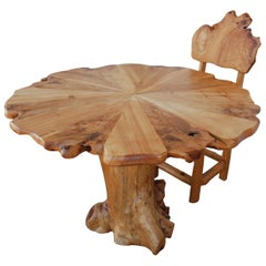 """45"""" Live Edge Dining Table"""