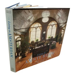 Living in Amsterdam Forgeur, Brigitte Hardcover Book