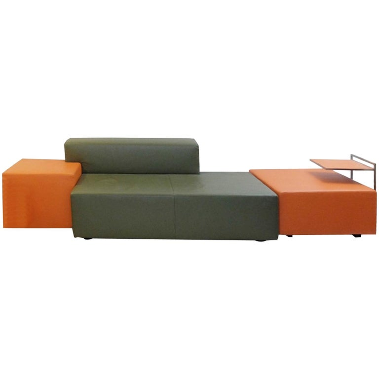 Living Room Set Poltrona Frau For Sale