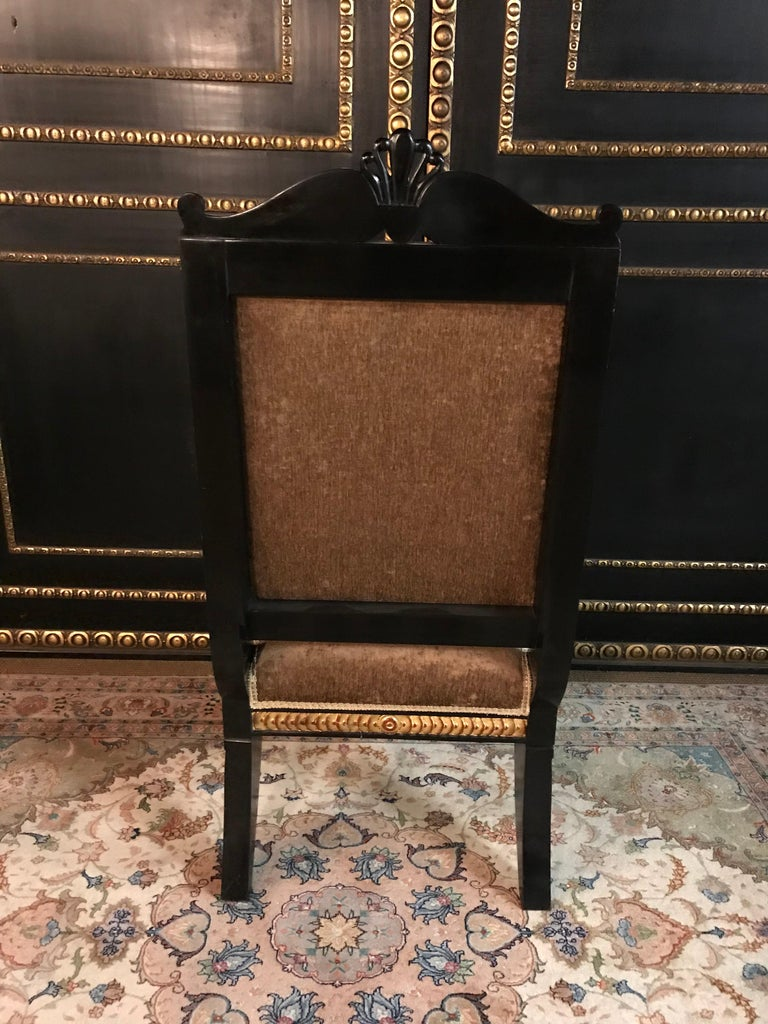 Living Room Suite in the Empire Style For Sale 8