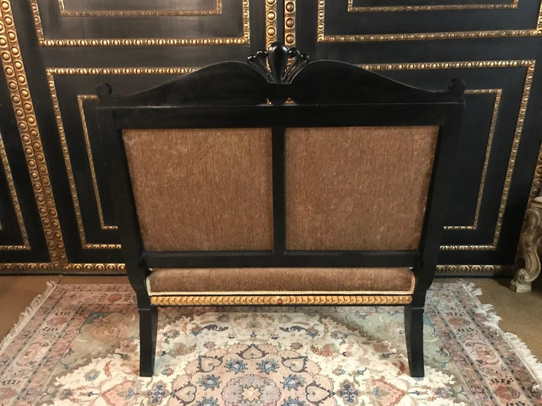 Living Room Suite in the Empire Style For Sale 1