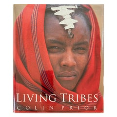 Living Tribes Colin Prior Constable, 2003, Indigenous People Art Book