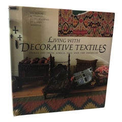 Living With Decorative Textiles Book