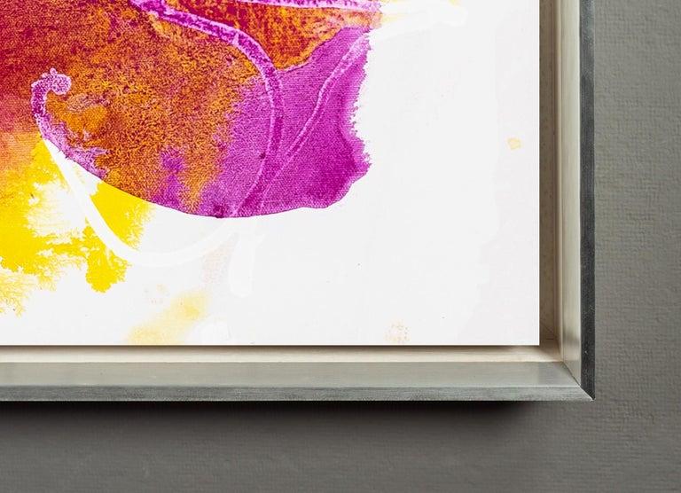 Rose Vine 2 - Painting by Liz Barber