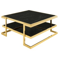 Liz Black Coffee Table