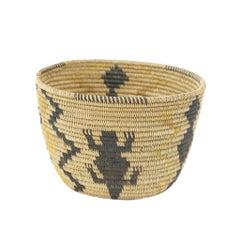 Lizard Mission Pictorial Basket