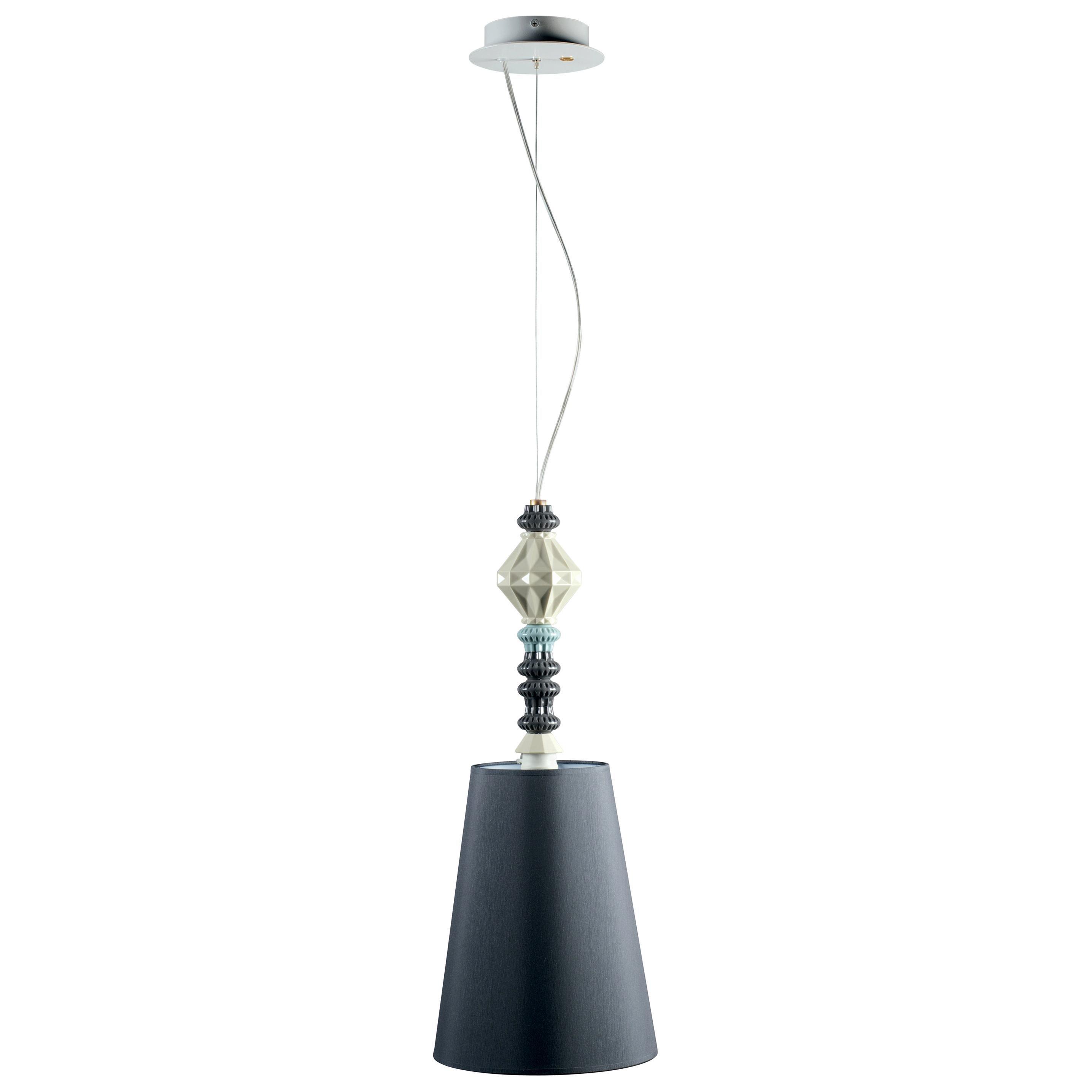Lladro Belle de Nuit Ceiling Lamp I by