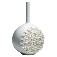 Lladro Canvas Vase Flowers Tapestry Vase by Bodo Sperlein