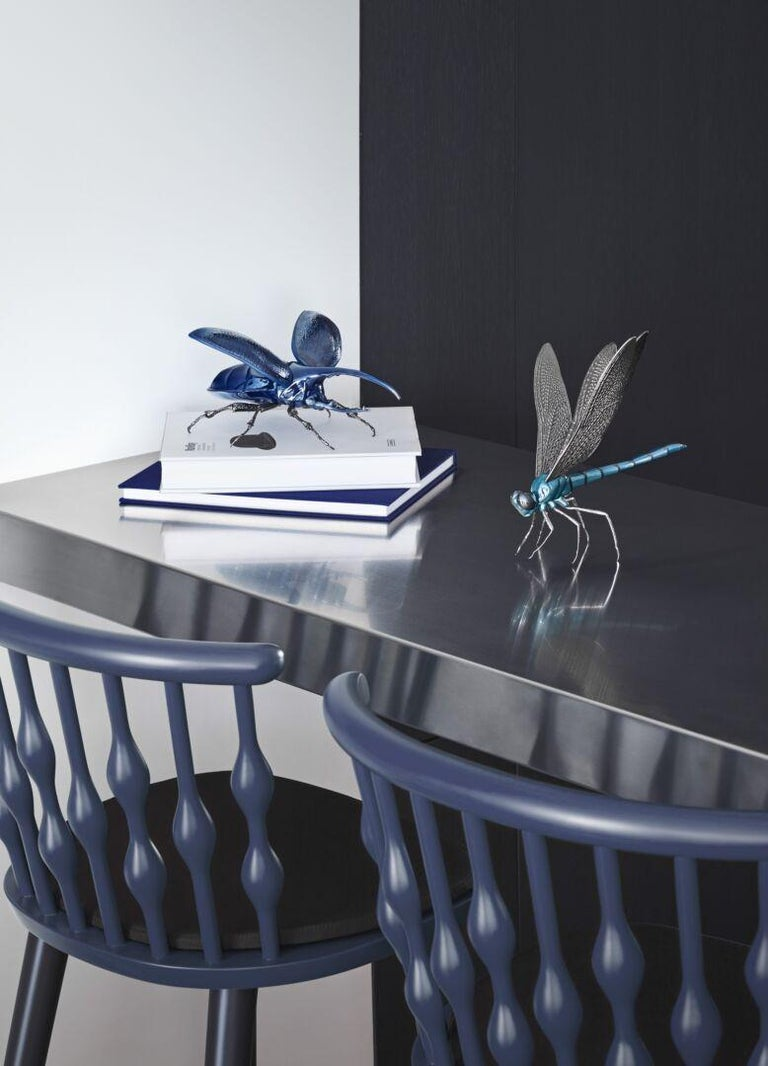 Modern Lladro Dragonfly Figurine by José Luis Santes For Sale