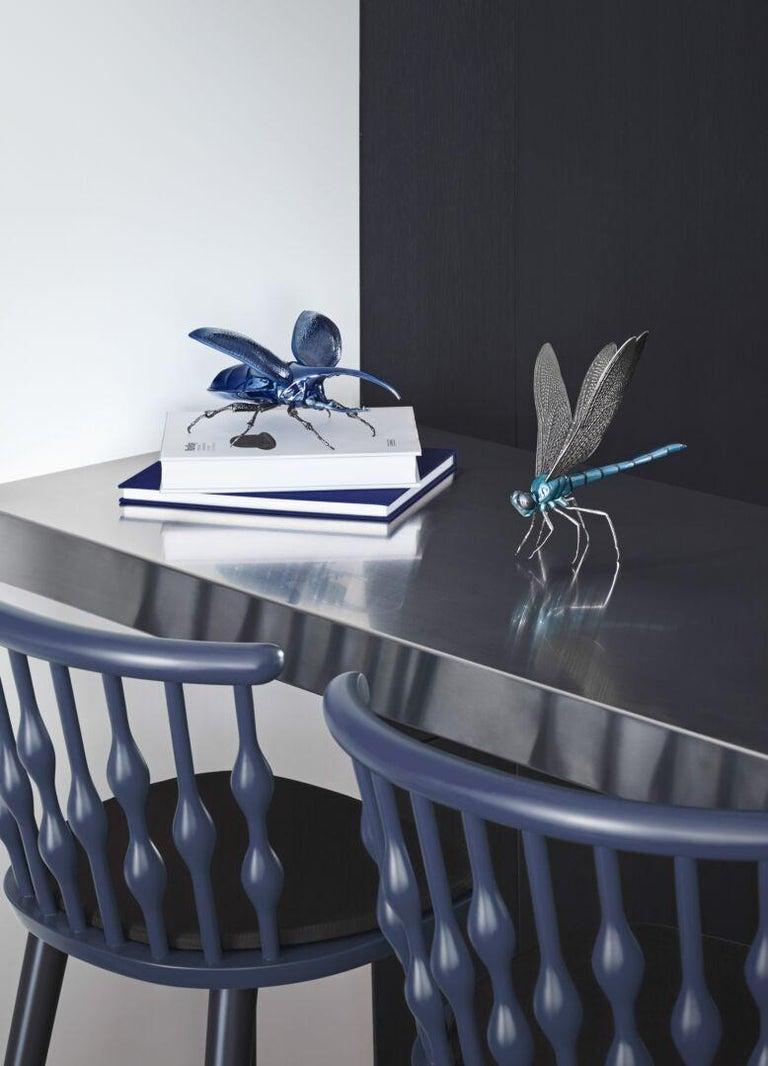 Modern Lladro Hercules Beetle Figurine by José Luis Santes For Sale