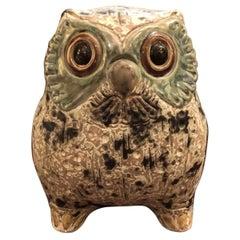 Lladro Little Eagle Owl