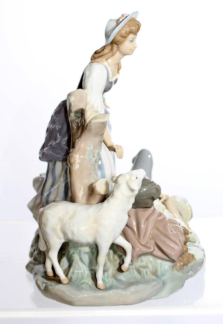Lladro Porcelain Sculpture For Sale 1