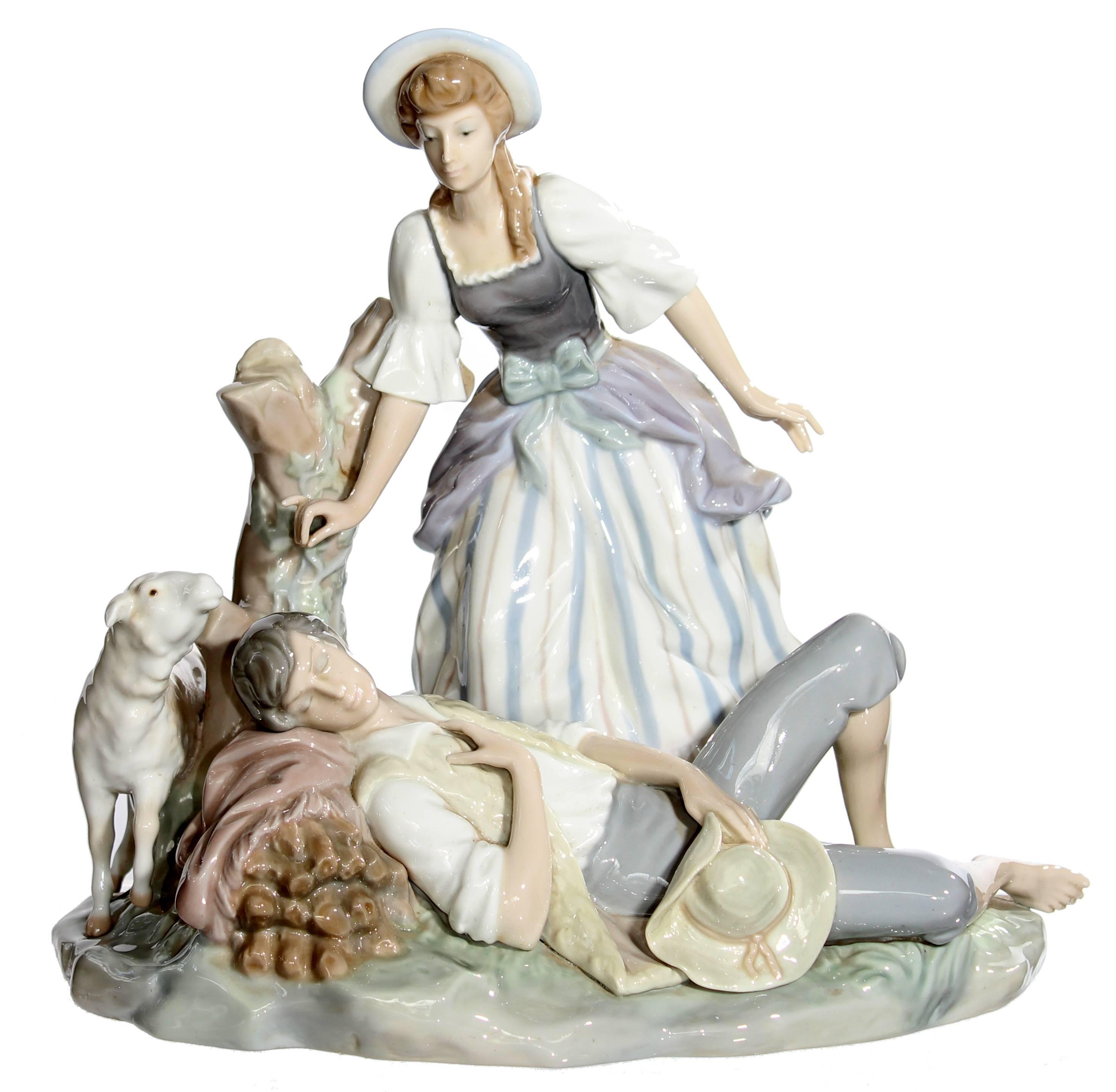 Lladro Porcelain Sculpture