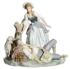 Lladro Porcelain Sculpture