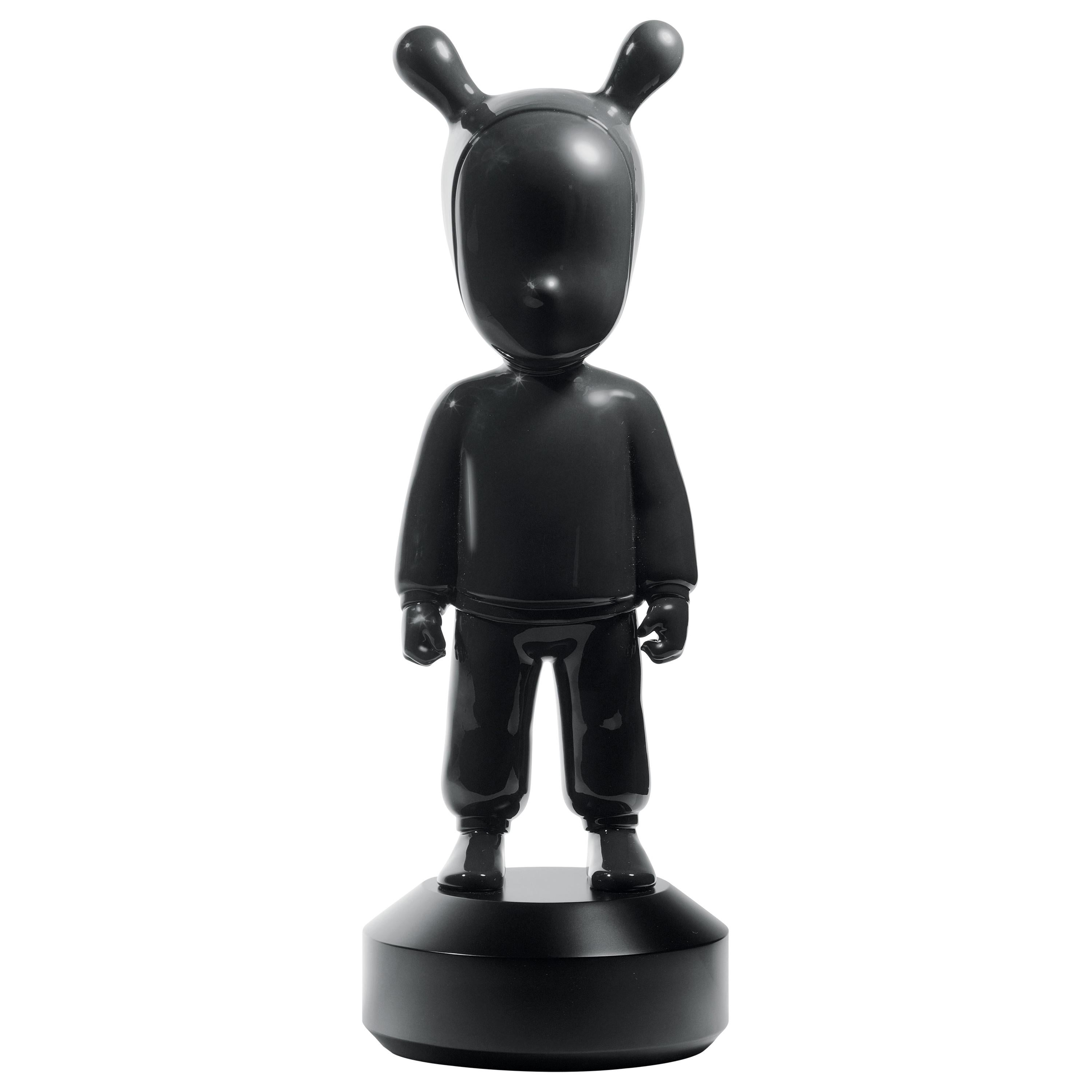 Lladro The Black Guest Figurine Large Model by Jaime Hayon