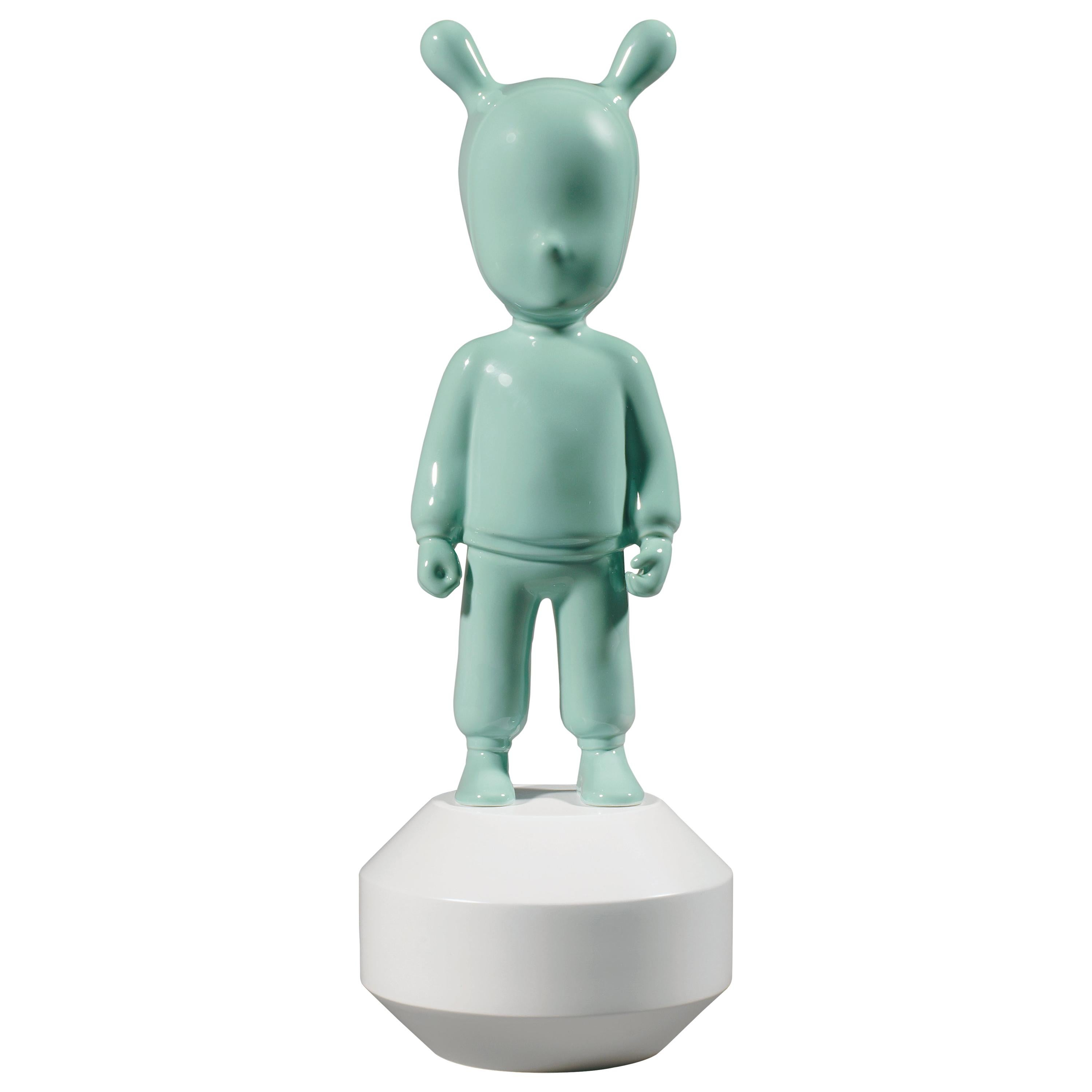 Lladro The Green Guest Small Figurine by Jaime Hayon
