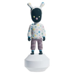 Lladro the Guest Small Figurine by Devilrobots, Numbered Edition