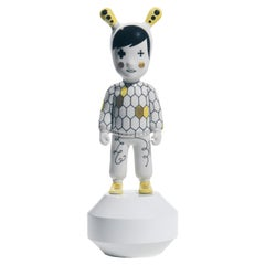 Lladro The Guest Small Figurine by Jaime Hayon, Numbered Edition