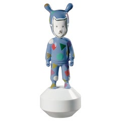 Lladro The Guest Small Figurine by Paul Smith, Numbered Edition