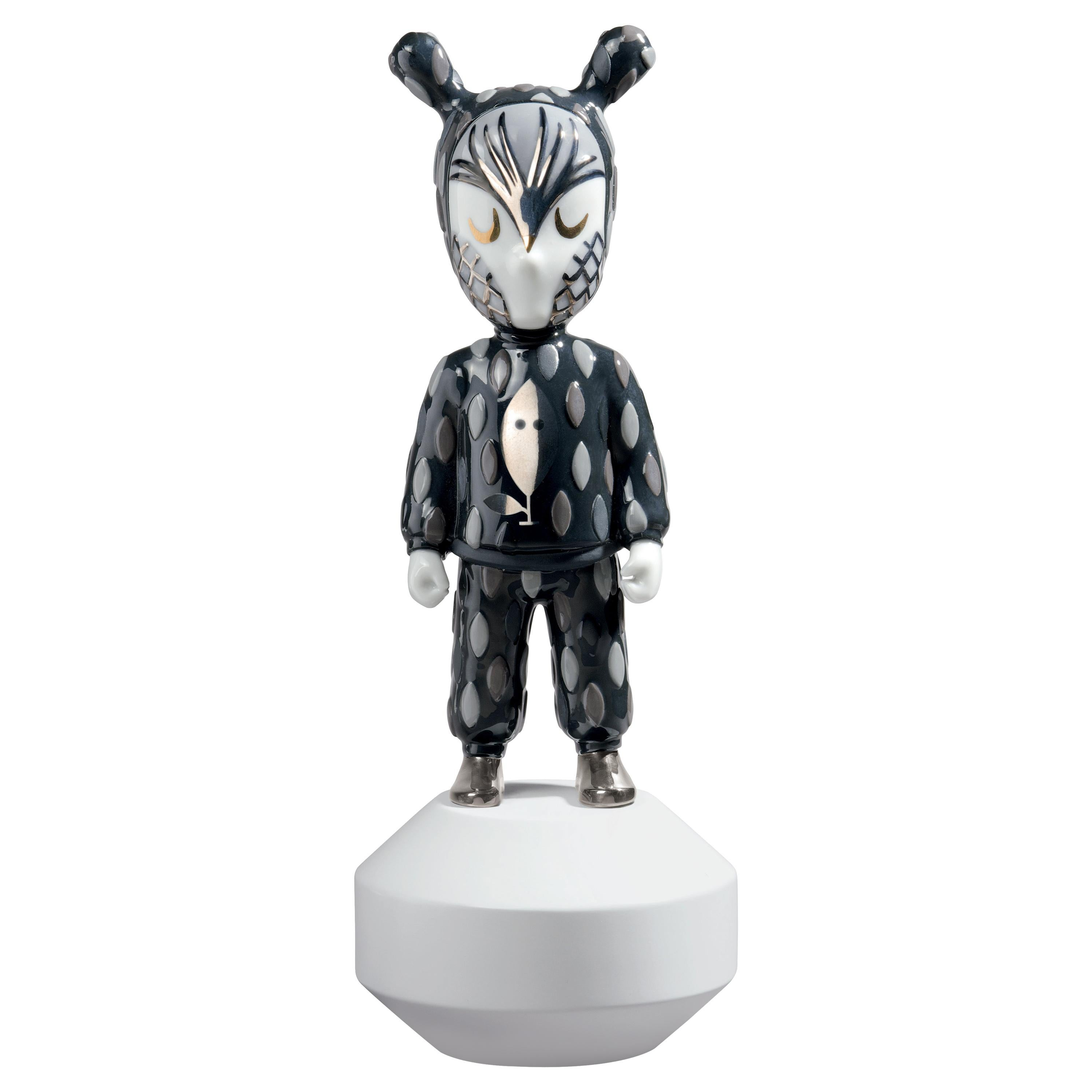 Lladro The Guest Small Figurine by Rolito, Numbered Edition