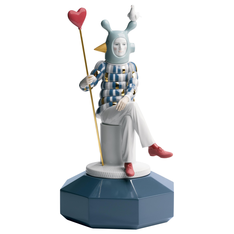 Lladro The Lover III Figurine by Jaime Hayon