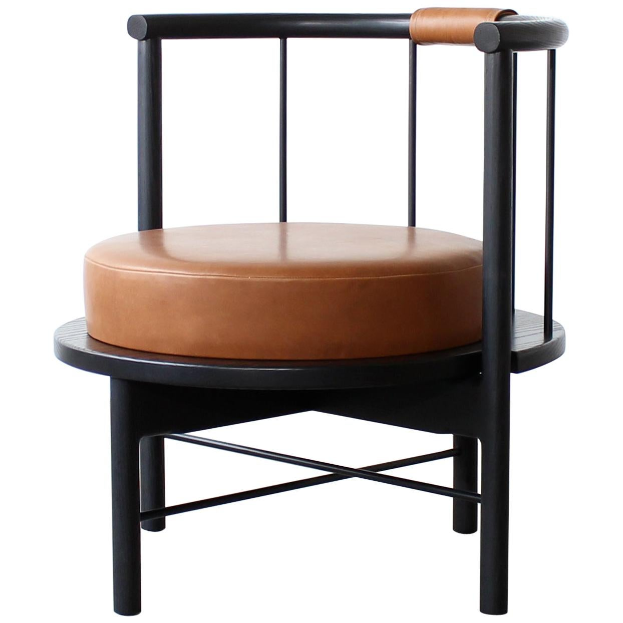 Lloyd Barrel Back Lounge and Accent Chair by Crump and Kwash