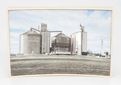 Grain Elevators, Stafford, Kansas