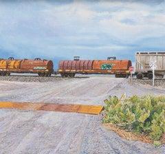 Railroad Crossing, Millard County, Utah