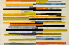 Lloyd Martin, Scan, Oil on Canvas, 2013