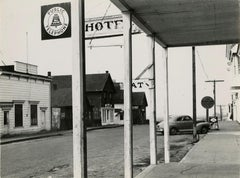 Untitled (The Remedy Store, Liquor, Main Street, Bridgeport California)