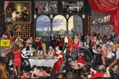 Lluis Barba, Taste. Jan Brueghel & Peter Paul Rubens, C-Type Print