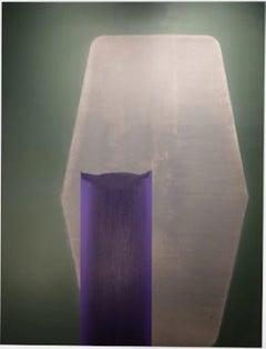 Sr. Siza, Oil on canvas