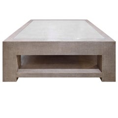 Lobel Originals Coffee Table Model 1020 Made to Order