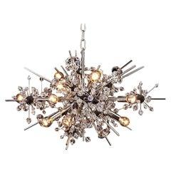Lobmeyr Metropolitan Opera Crystal Chandelier 6725-L-13