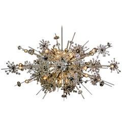 Lobmeyr Metropolitan Opera Crystal Chandelier 6725-L-26