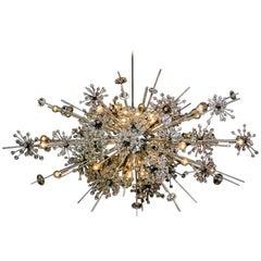 Lobmeyr Metropolitan Opera Crystal Chandelier 6725-L-30