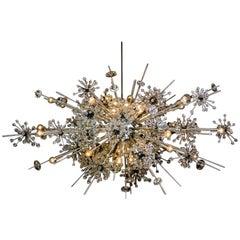 Lobmeyr Metropolitan Opera Crystal Chandelier 6725-L-36