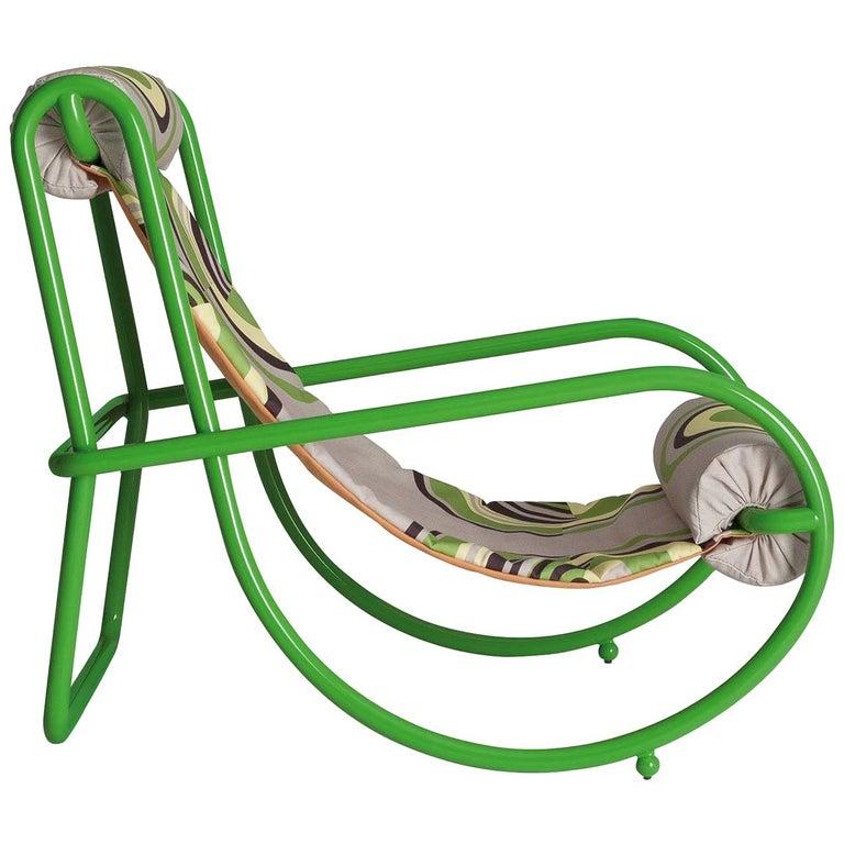 Gae Aulenti Locus Solus armchair, new, designed in 1964