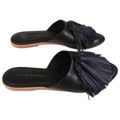 Loeffler Randall Open Toed Leather Sandals