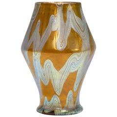 Loetz Glass Phaenomen Vase, circa 1900