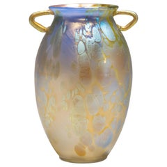 Loetz Glass Vase, circa 1900