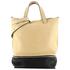 Loewe Expandable Shopper Tote Leather