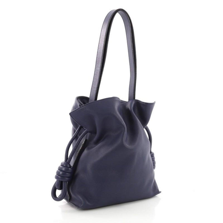 da7d62c26d15 Loewe Flamenco Knot Bag Leather Small at 1stdibs