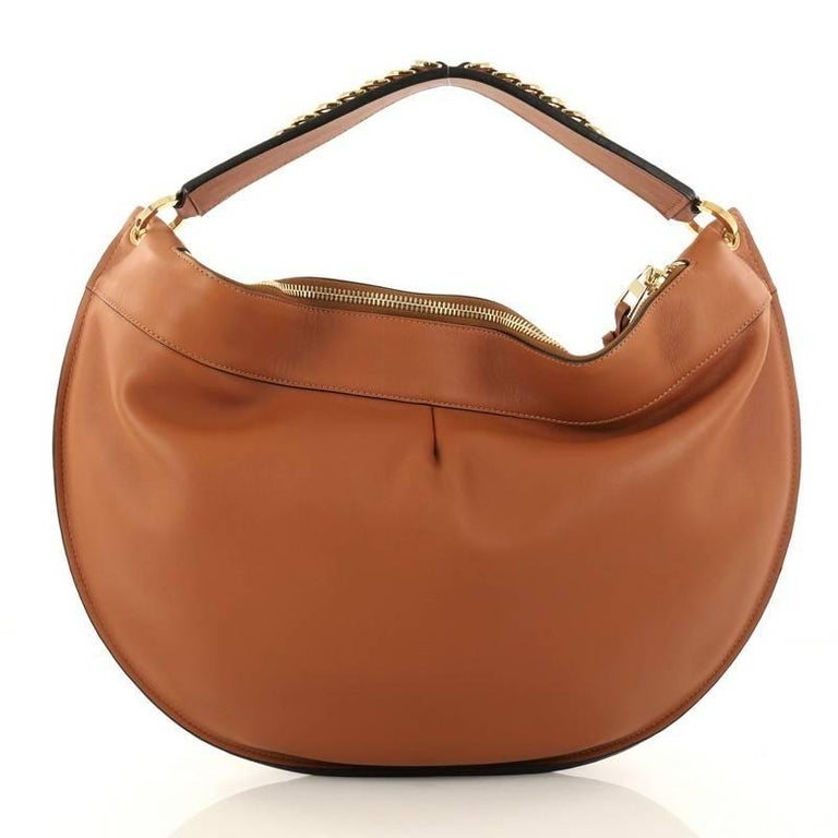 Loewe Fortune Hobo Leather at 1stdibs