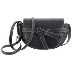 Loewe Gate Shoulder Bag Leather Mini