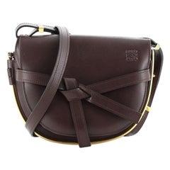 Loewe Gate Shoulder Bag Leather Small