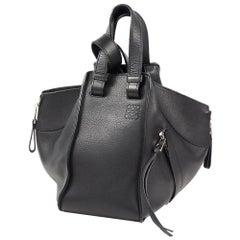 LOEWE ha MMock 2WAY shoulder Womens handbag black