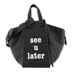 Loewe Hammock Bag Leather Medium