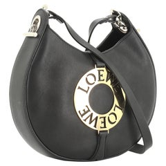 Loewe Joyce Shoulder Bag Leather Small