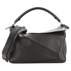 Loewe Puzzle Bag Leather Large